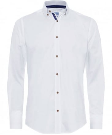 Cotton Plain Shirt