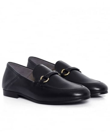 Arianna Leather Loafers