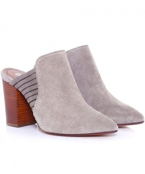 H by Hudson Audny Suede Mules