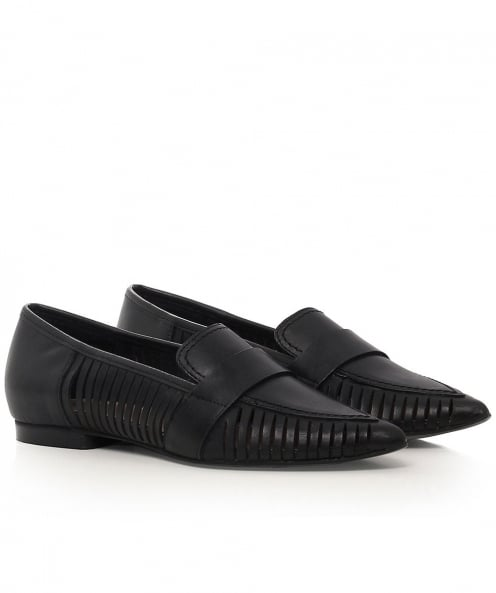 H by Hudson Clara Leather Loafers