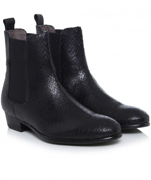 H by Hudson Roux Textured Boots
