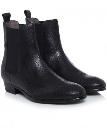 Roux Textured Boots
