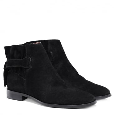 Suede Aretha Boots