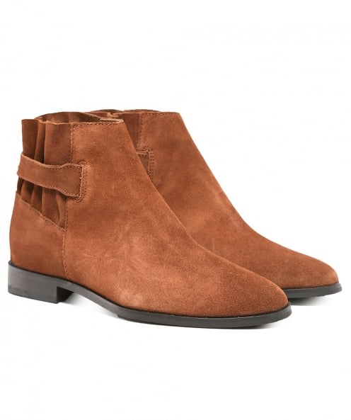 H by Hudson Suede Aretha Boots