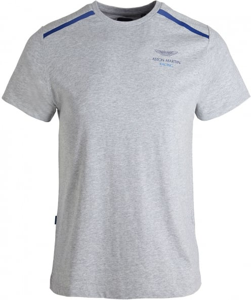Hackett AMR Mix Fabric T-Shirt