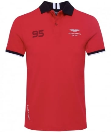Slim Fit AMR China Polo Shirt