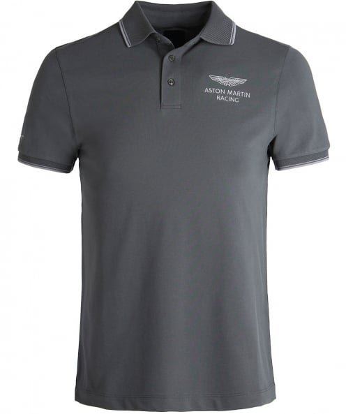 Hackett Slim Fit Classic AMR Polo Shirt