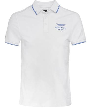 Slim Fit Classic AMR Polo Shirt
