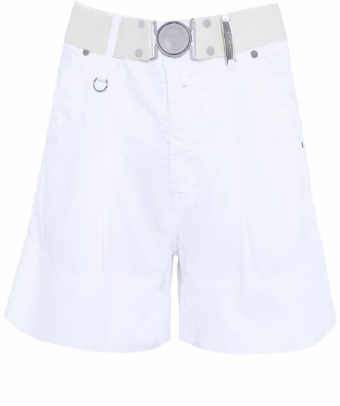 High Hopscotch Bermuda Shorts