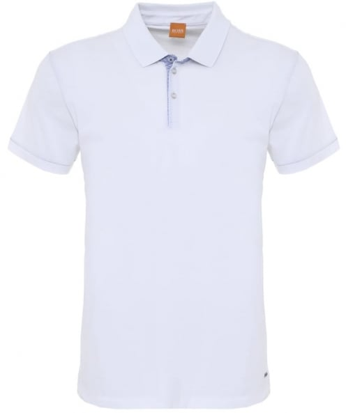 Jersey Parcity Polo Shirt