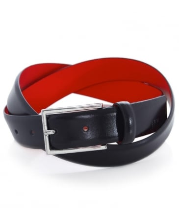 Leather Gavrilo-BL Belt