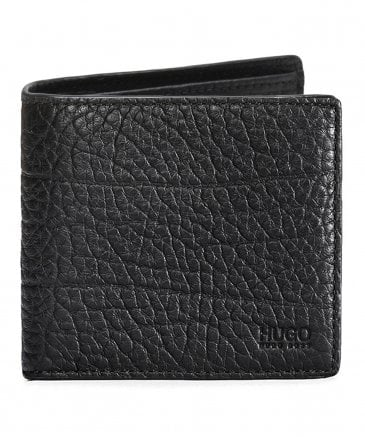 Leather Victorian_8 CC Billfold Wallet