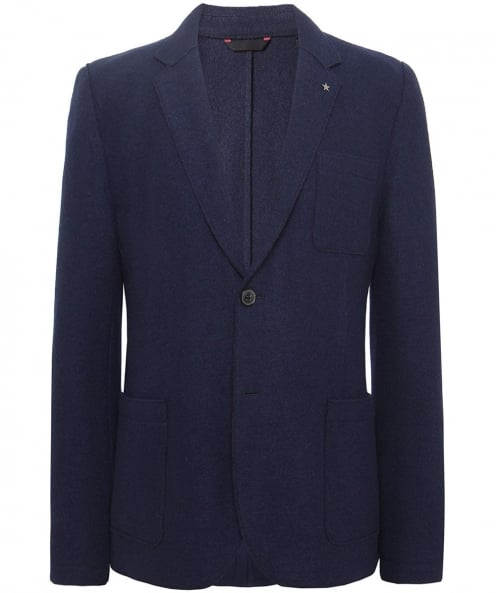 HUGO Virgin Wool Agalton Blazer