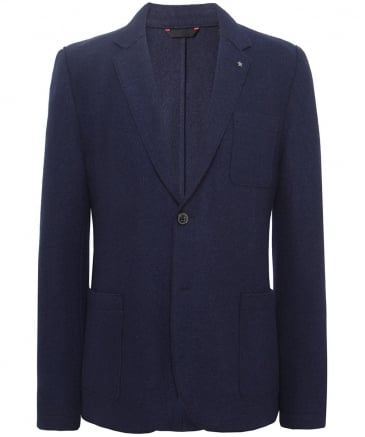 Virgin Wool Agalton Blazer