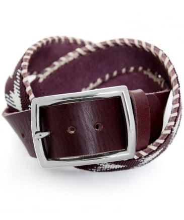 Hobart Beaded Belt