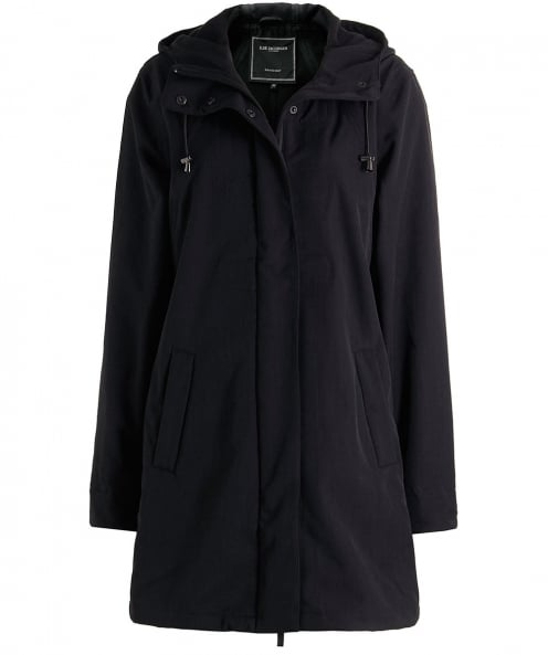 Ilse Jacobsen Lightweight Hooded Raincoat