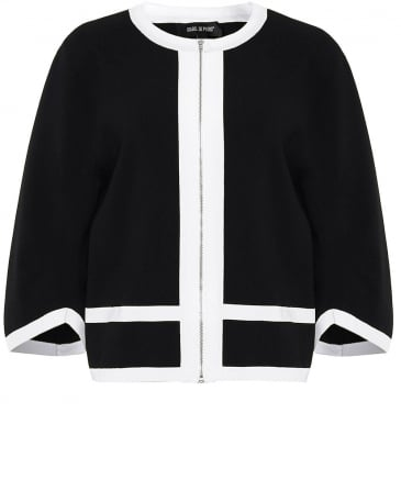 Chaqueta Cropped Jacket