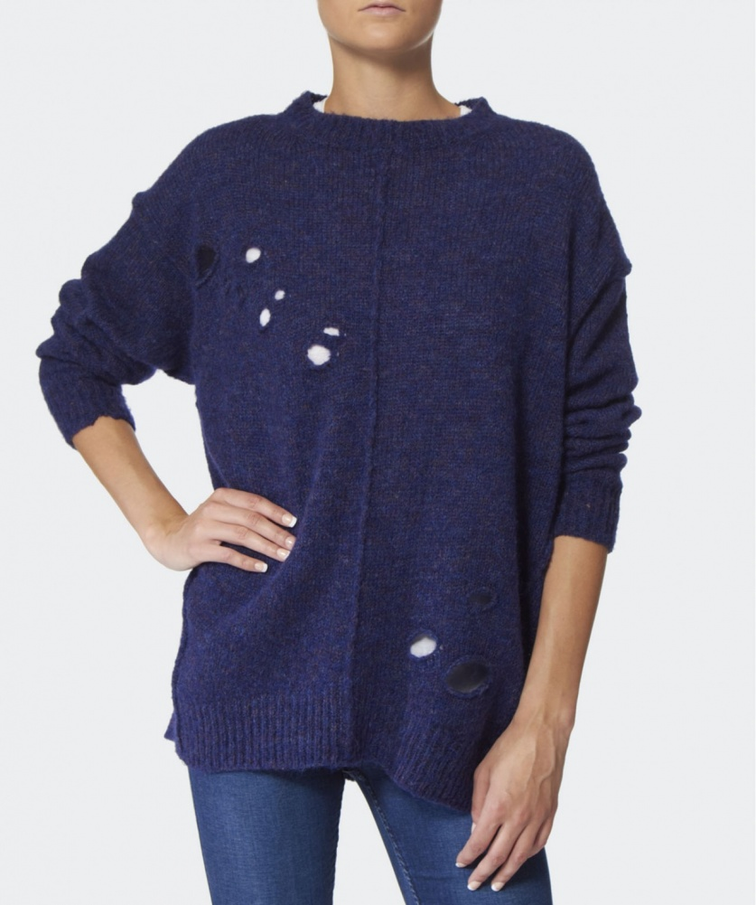 isabel marant etoile rohan oversized pullover available at jules b. Black Bedroom Furniture Sets. Home Design Ideas