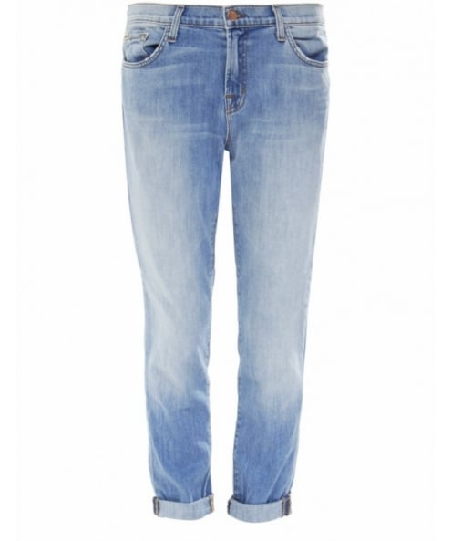 Jake Slim Fit Boyfriend Jeans
