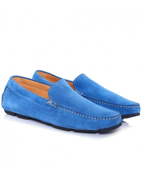 Joss Suede Driving Shoes