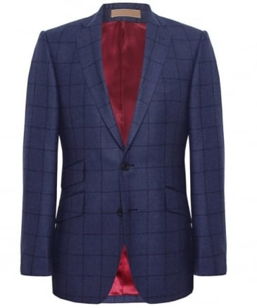 Shelton Check Jacket