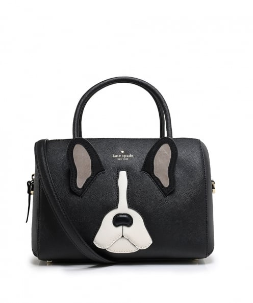 Kate Spade New York Leather Antoine Frenchie Lane Bag