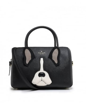 Leather Antoine Frenchie Lane Bag