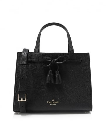 Leather Hayes Street Small Isobel Tote Bag