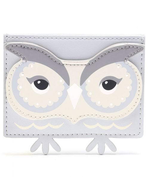Kate Spade New York Leather Owl Card Holder