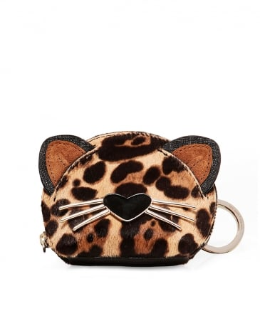 Leopard Dumpling Coin Purse