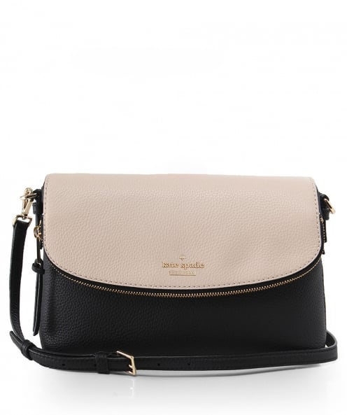 Kate Spade New York Pebbled Leather Harlyn Crossbody Bag