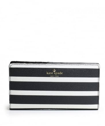 Stripe Stacy Purse