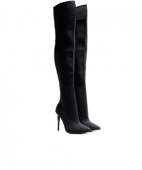 Kendall and Kylie Anabel Thigh High Boots