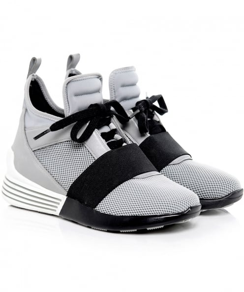 Kendall and Kylie Neoprene Braydin Trainers