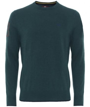Lambswool Crew Neck Redondo Jumper