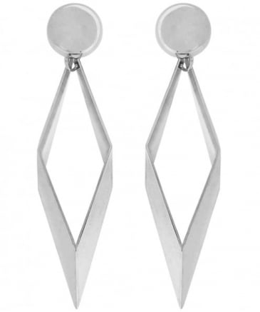 Etam Diamond Drop Earrings