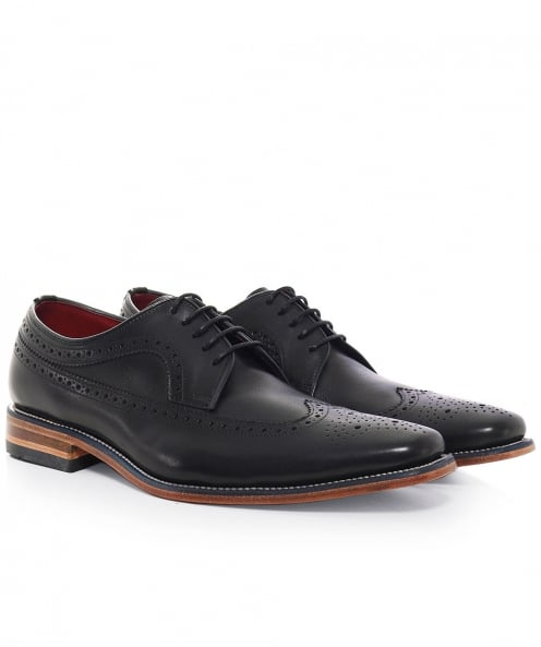 Loake Calf Leather Callaghan Derby Shoes