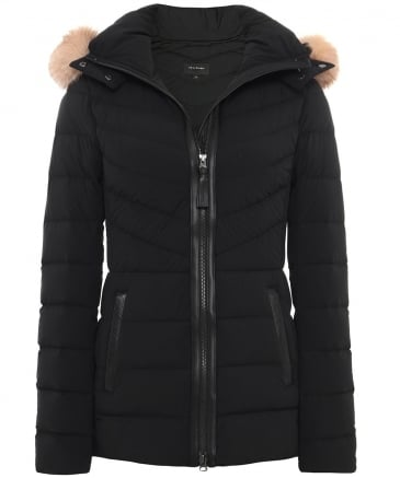 Patti Lightweight Hooded Down Jacket