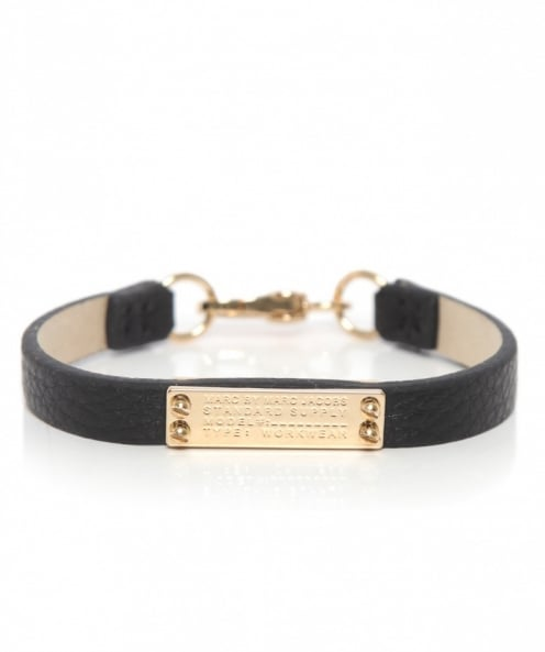 Marc Jacobs Supply Leather Bracelet