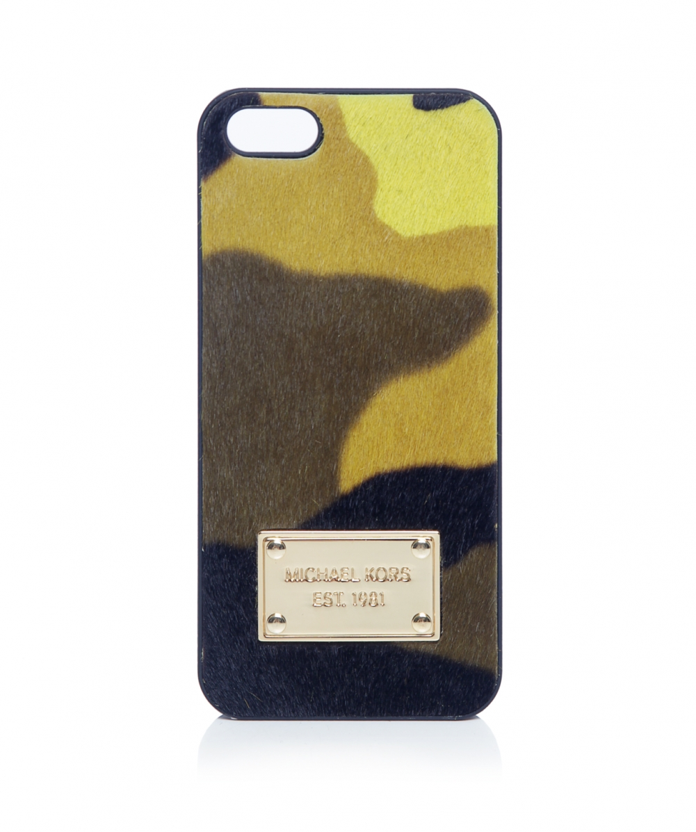 michael michael kors camouflage iphone 5 5s case available. Black Bedroom Furniture Sets. Home Design Ideas