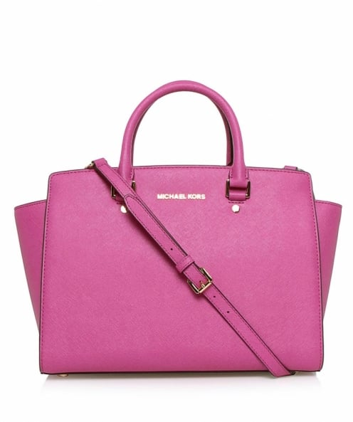 MICHAEL Michael Kors Selma Large Satchel Bag