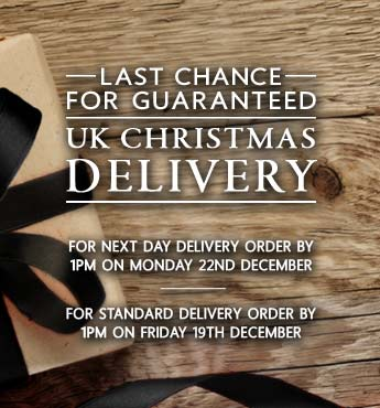LAST CHANCE XMAS DELIVERY
