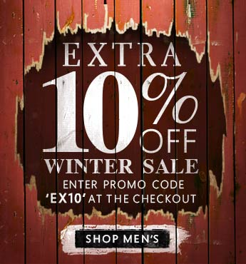 EXTRA 10 % OFF SALE