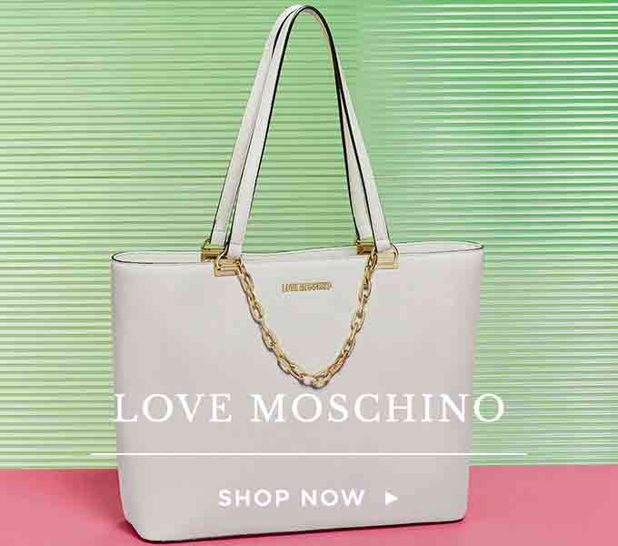 Love Moschino drop down