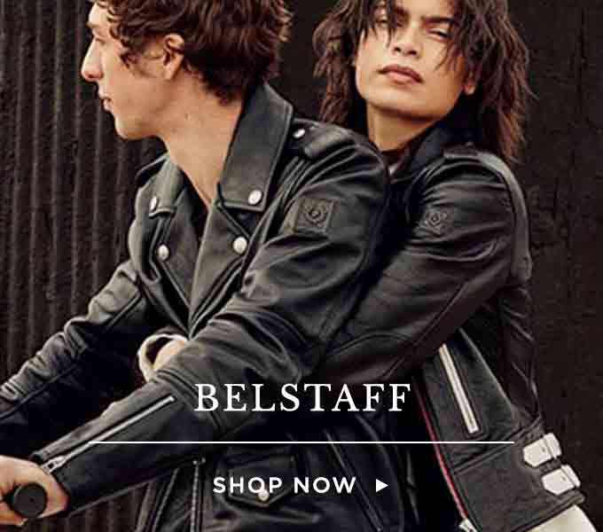 Belstaff drop down