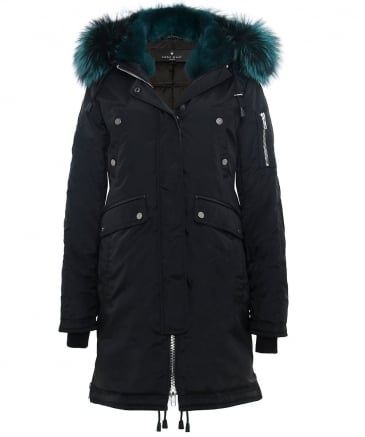 Fur Trim Madison Parka