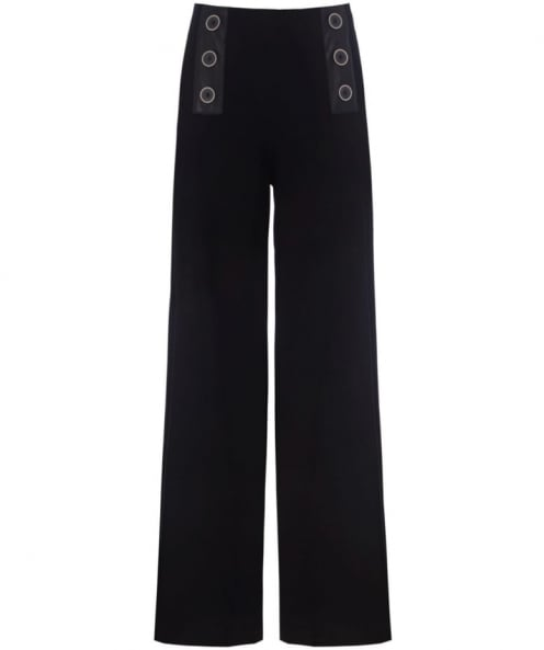 Nor Frey Wide Leg Trousers