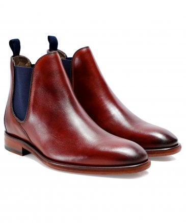 Leather Allegro Chelsea Boots