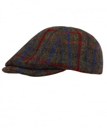 Six Piece Wool Cap