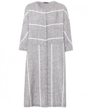 Tehani Stripe Dress